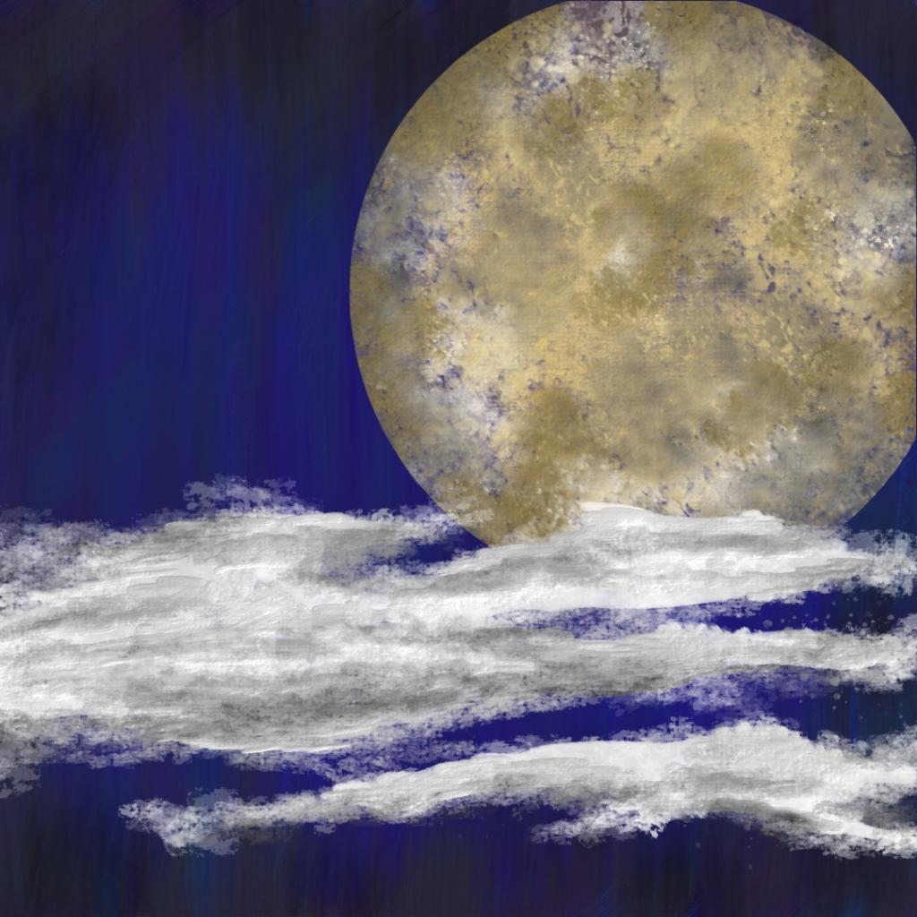 """Harvest Moon"" by MissMistyDay"